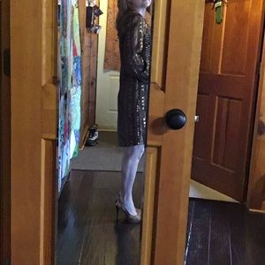 Tory Burch Dresses - Tory Burch silk tunic dress. Sz 4